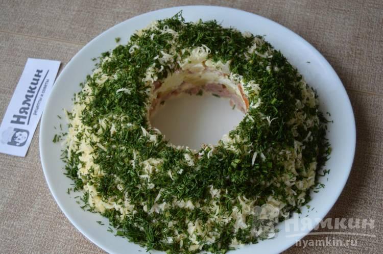 Салаты на пасху рецепты с фото пошагово прошлом году