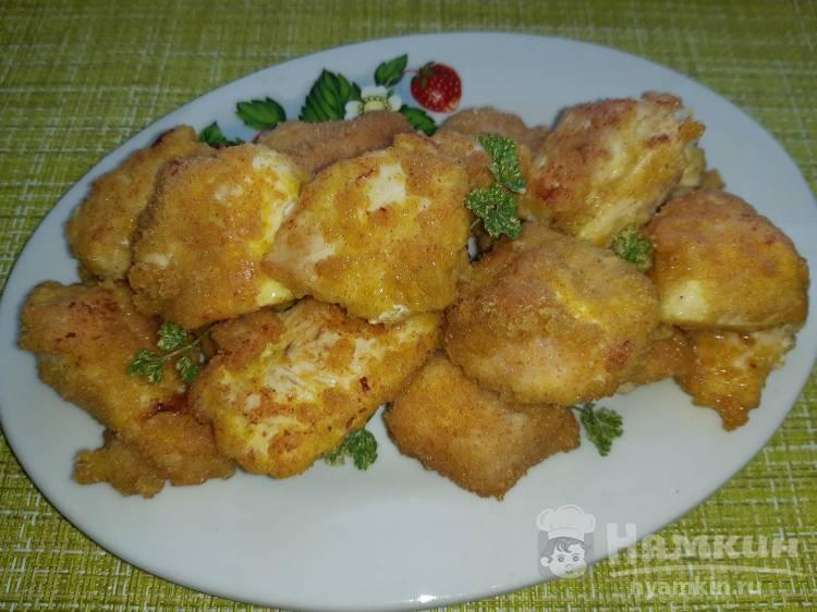 куриные наггетсы дома рецепт с фото пошагово месте макарон могут