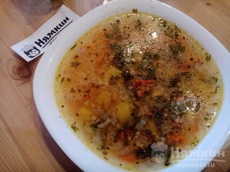 Недорогой суп рецепт с фото пошагово