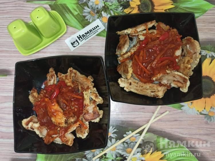 Габаджоу в сладком соусе в домашних условиях по-китайски