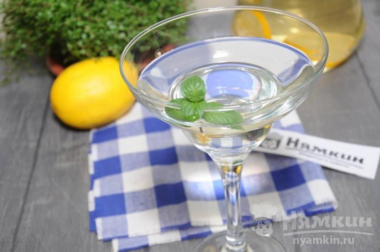 Мятный лимонад: вкусный и полезный