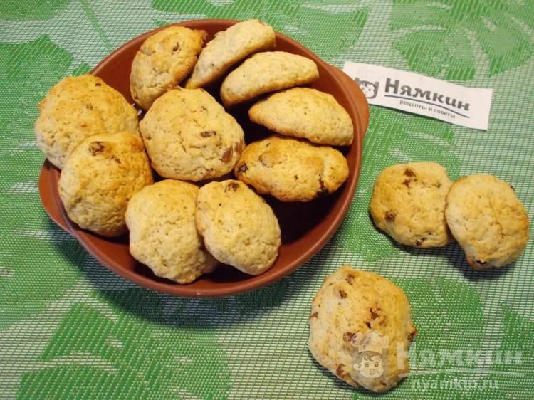 Каменное печенье Хагрида в духовке