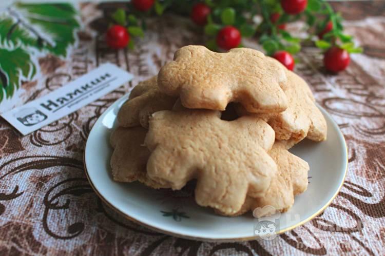 Имбирное печенье с корицей в духовке: пряное и ароматное