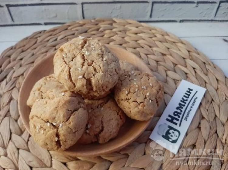 Яблочное печенье в духовке: рассыпчатое и вкусное