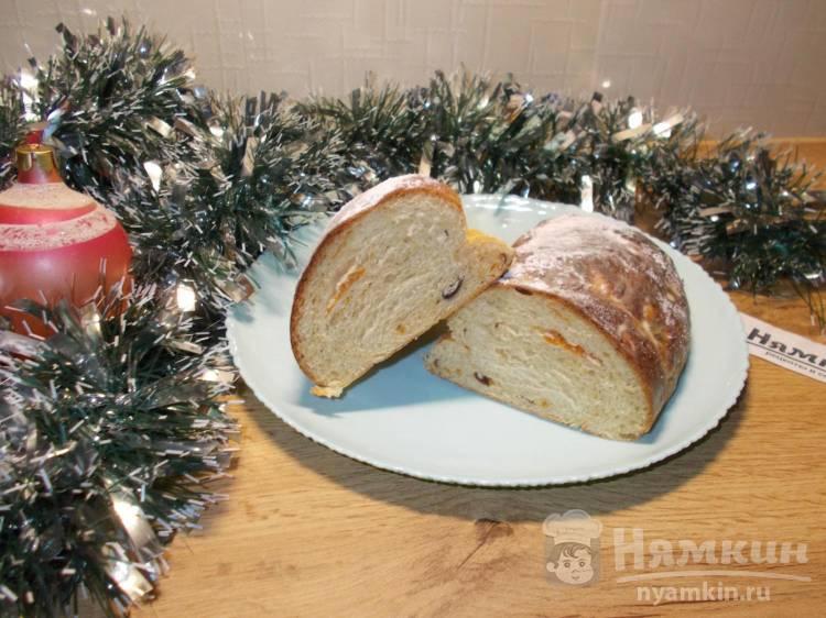 Рождественский Штоллен - нежная выпечка к празднику