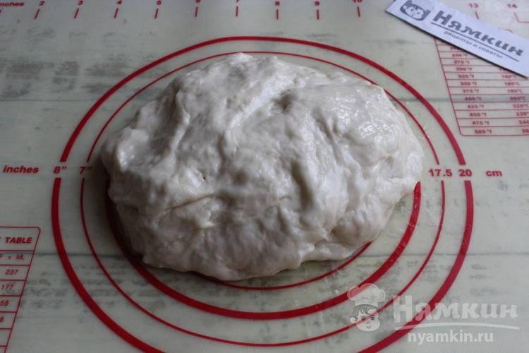 Универсальное дрожжевое тесто Неделька