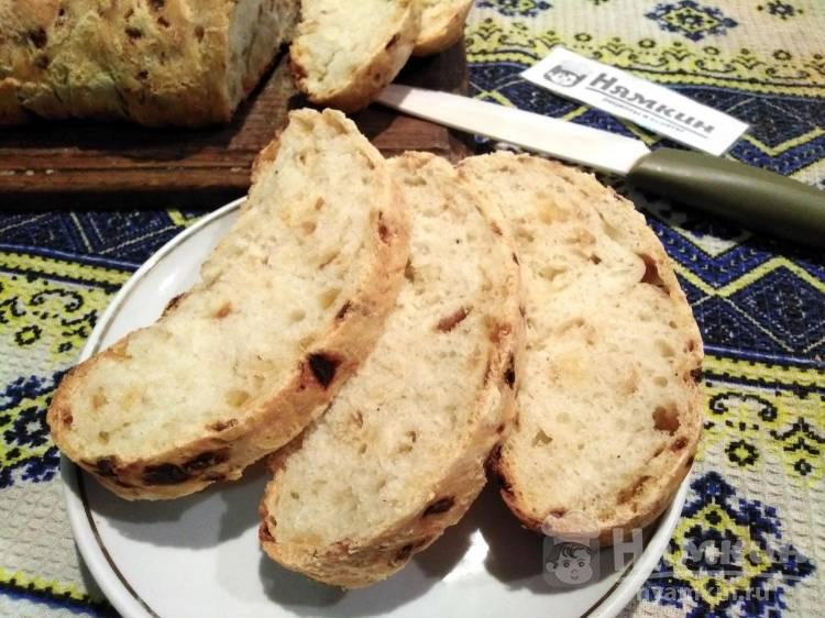Луковый хлеб Zwiebelbrot в духовке по-немецки