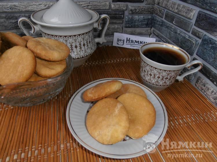 Домашнее печенье на молоке Гномик: бюджетная выпечка