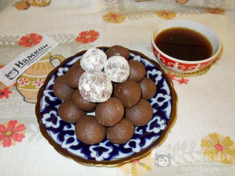 Как сделать конфеты в домашних условиях из какао, молока и кокосовой стружки
